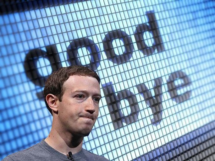 Facebook closing soon!