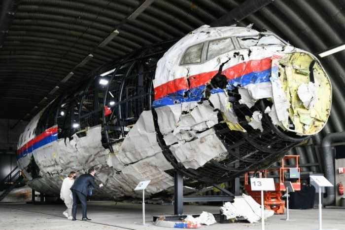 Trial of Malaysia Airlines flight MH17 crash to start hearing evidence in the Netherlands