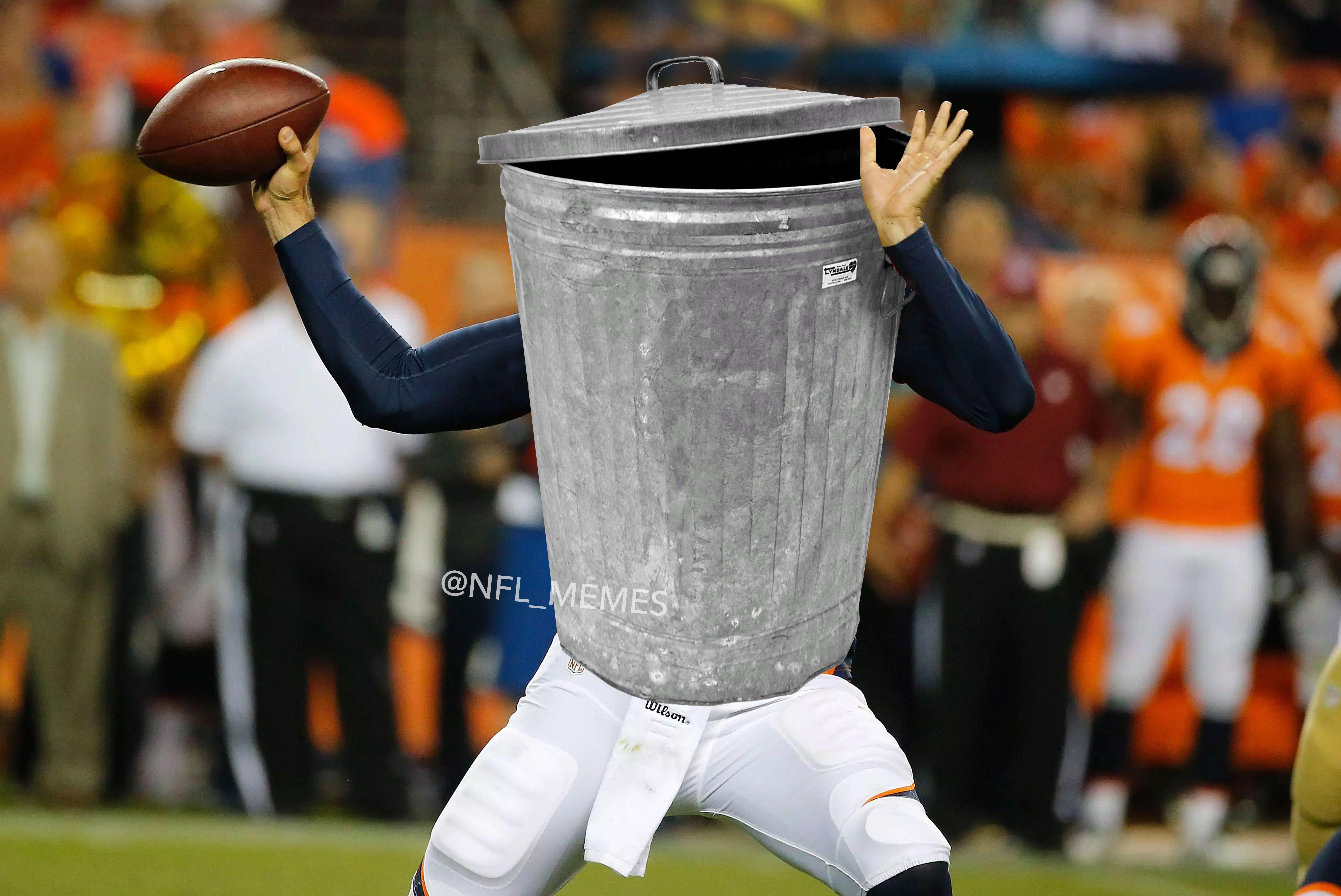 Breaking News the Broncos suck