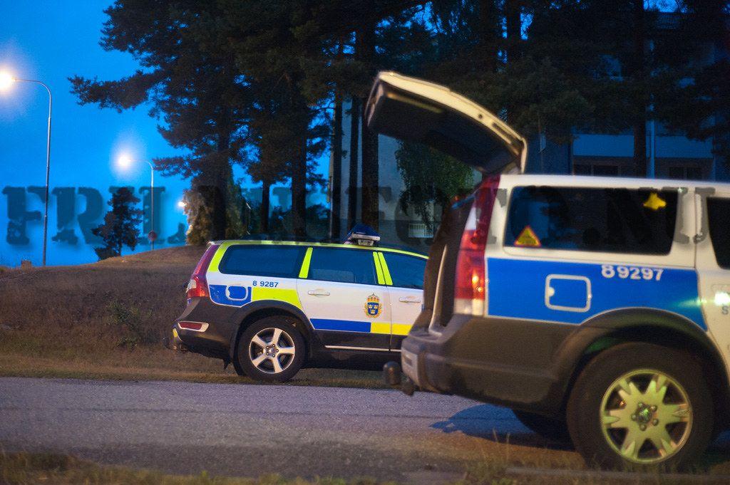 Olof Olsson mishandlad av 10 invandrare