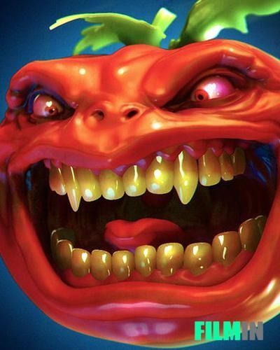 Los tomates invaden la tierra...
