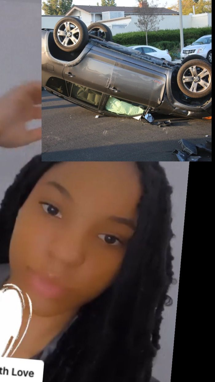 BREAKING NEWS : 16 year old girl dies in car crash with an Uber driver
