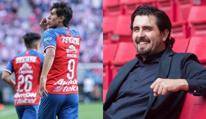 Jose Juan Macias: Yo te voy a ayudar a quedar campeón, y tú me vas a ayudar a ir a Europa