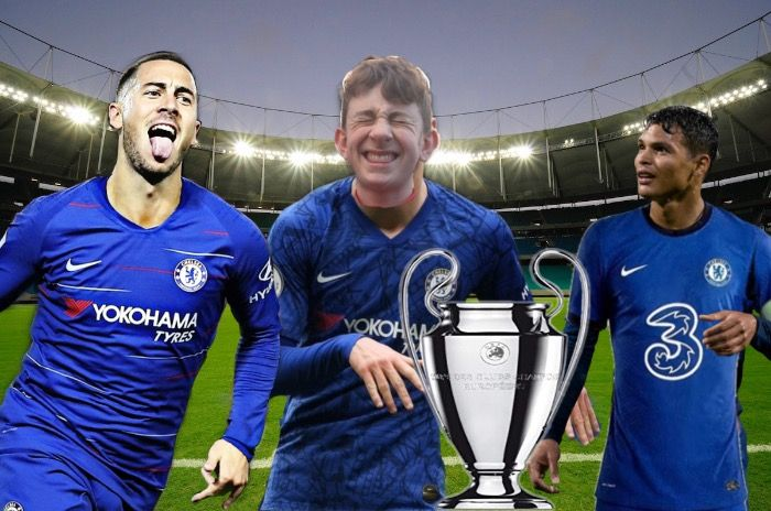 Christian delighted as he signs contract with Chelsea FC