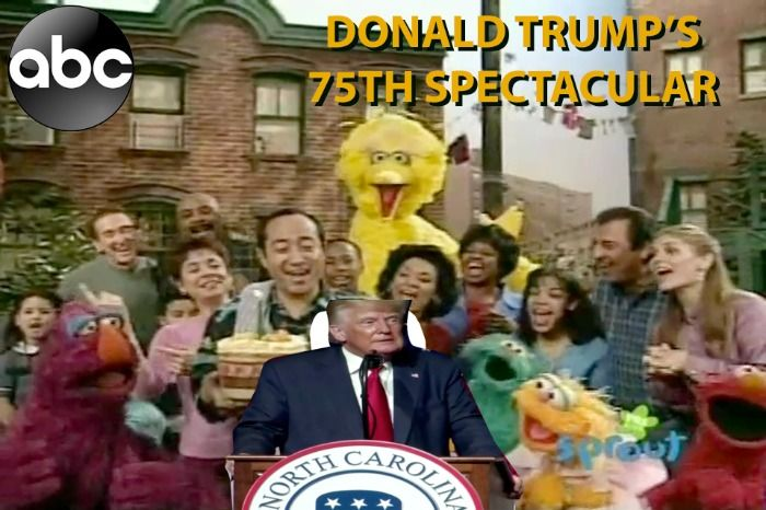DONALD TRUMP'S 75TH SPECTACULAR (2021) OFFICIAL SONGLIST