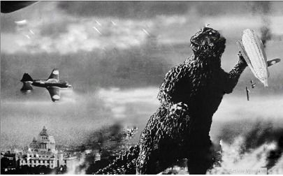 Godzilla se Apodera de Todo el Maiz del Mundo