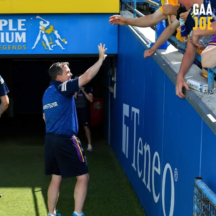 Clare's Davy Fitzgerald secures Tipperary Job