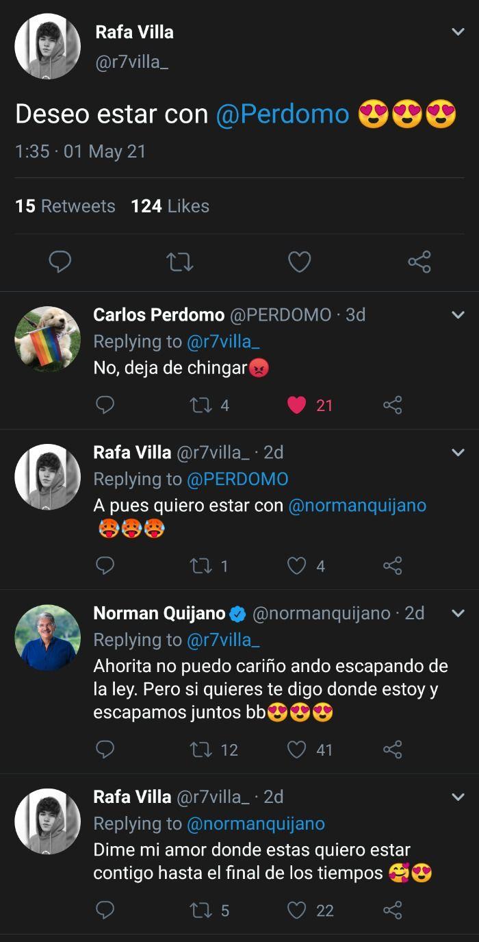 RAFAEL VILLACORTA ES DENUNCIADO A LAS AUTORIDADES POR EXCESO DE PENDEJADAS
