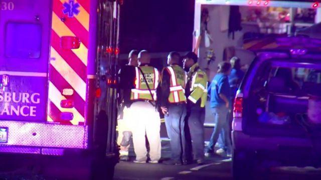 Brutal accidente en la capital española deja 7 heridas graves