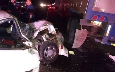 Angel Jovani Ferrera Chapaz dies in a car at 10:42