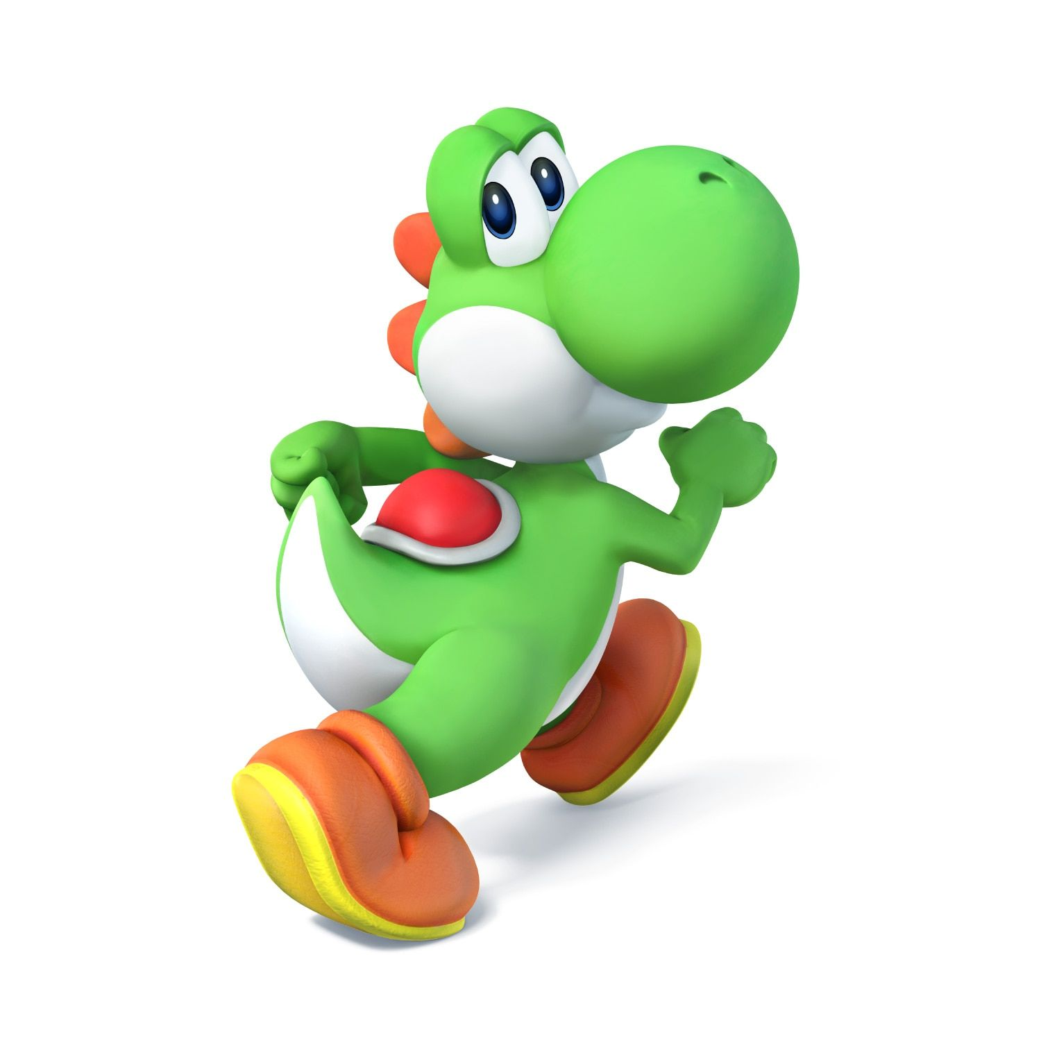 Yoshis on the march!