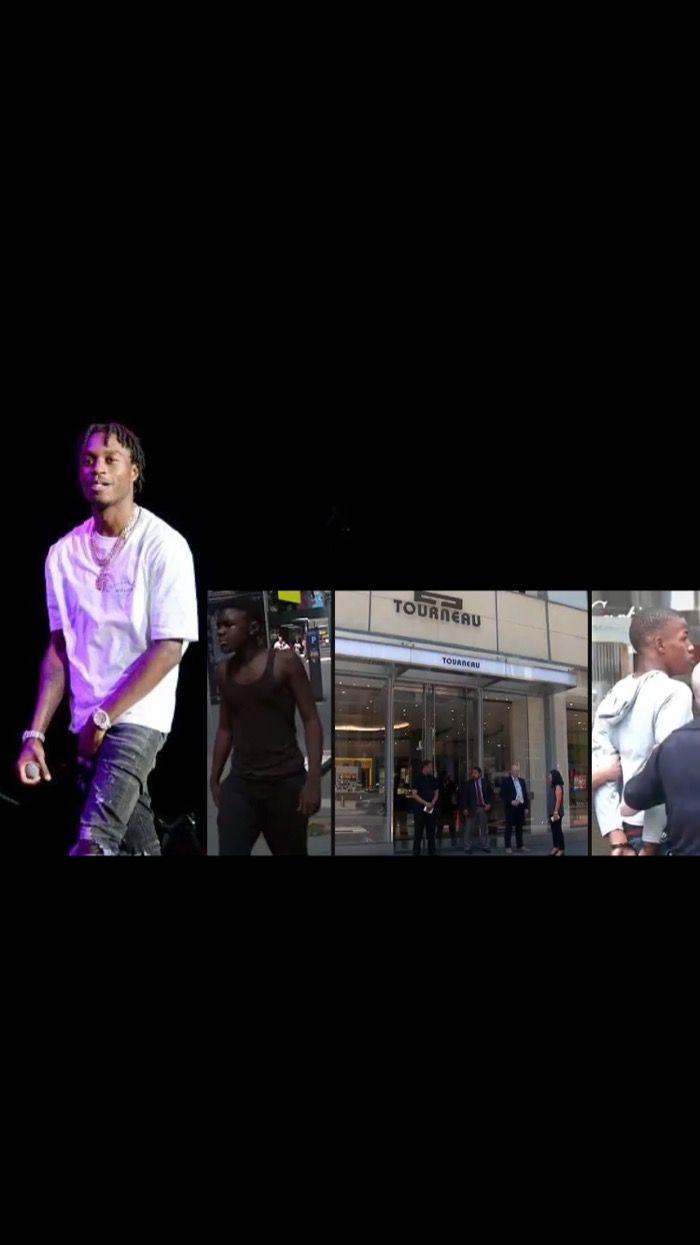 The rapper Lil Tjay found dead